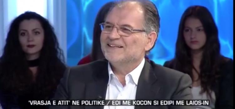 """Intervista e Z.Koco Kokëdhima me gazetarin Arian Çani te emisioni """"Zonë e lirë"""""""