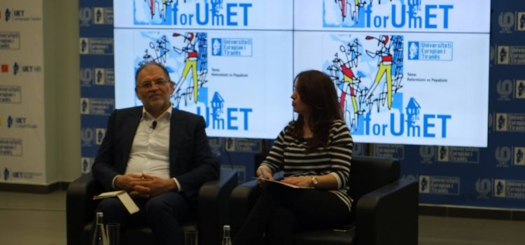 Nga bashkëbisedimi me studentë dhe pedagogë të UET-së