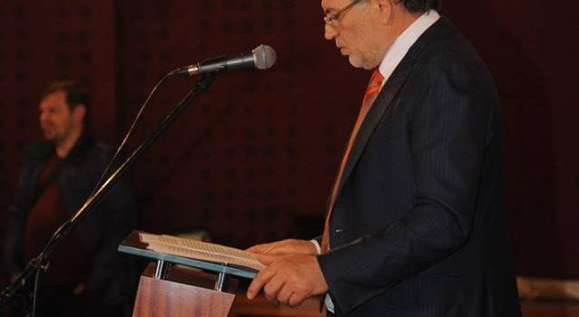 """Intervista Z.Koco Kokëdhima në televizionin """"Star Plus"""" në Shkodër me gazetarin Erzen Koperaj"""