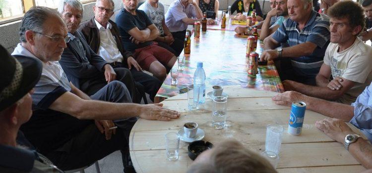 Kokëdhima bashkëbisedimi me anëtarët e ZGJIDHJES në Horë-Vranisht