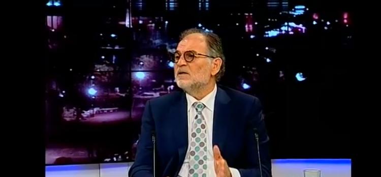 Intervista e kryetarit të ZGJIDHJA, Koço Kokëdhima, me gazetarin Alen Xhelili në UTV News