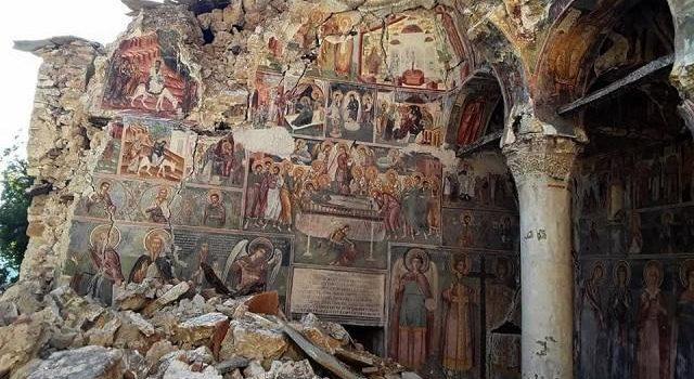 Reagimi i Partisë Zgjidhja: Rrënimi i manastirit, papërgjegjshmëri e shtetit