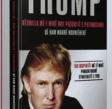 Një libër i çmuar i TRUMP në shqip
